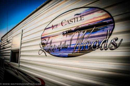 72013 - ice castle side logo