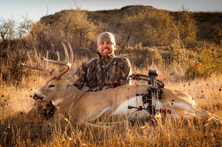 Ben Brettingen's North Dakota P&Y Buck