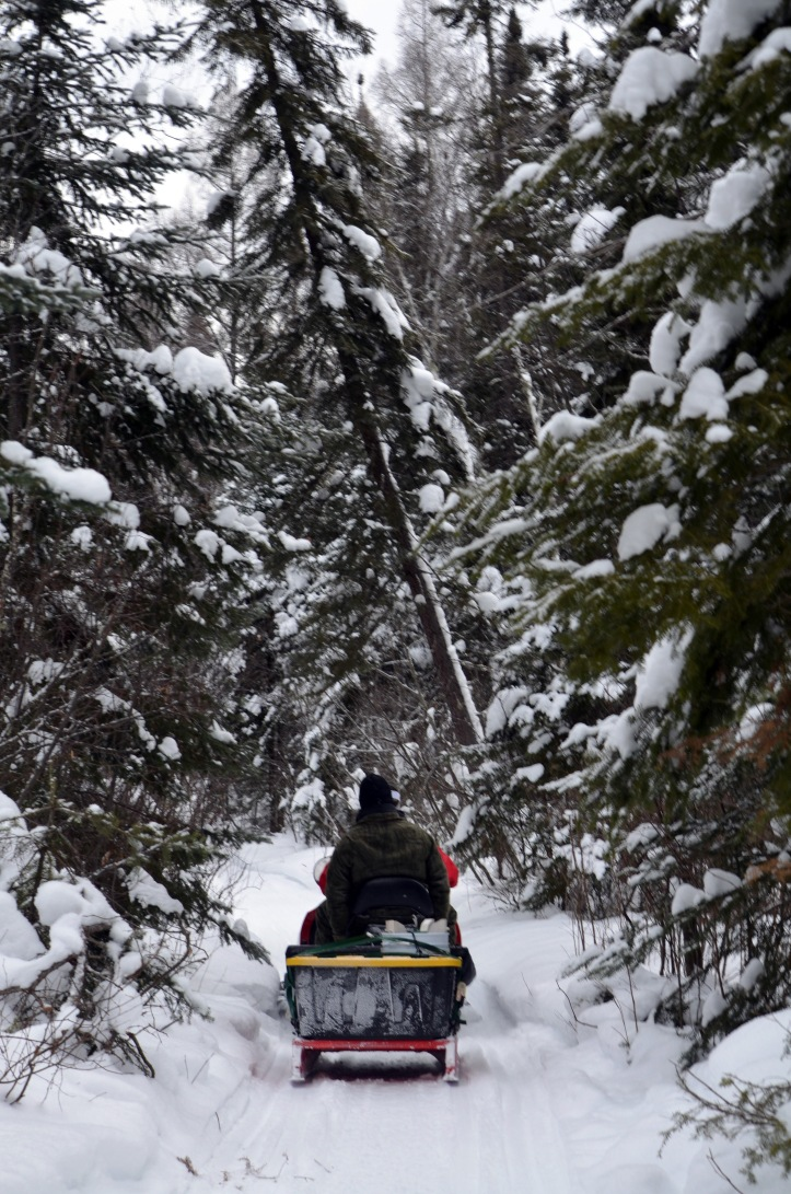 Snowmobile safety becomes a priority this time of year