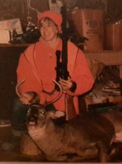 Janet's First Buck
