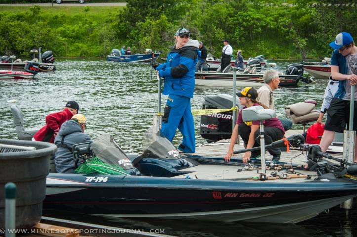 61514 -  june 14 crosslake tourney fishing 2-2