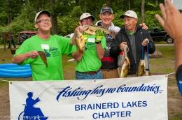 FISHING HAS NOBOUNDARIES
