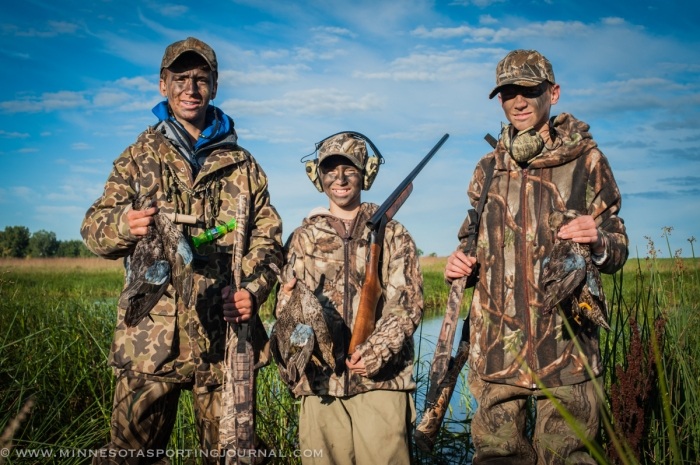 91314 - youth waterfowl group
