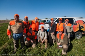 101114 - gov hunt morning hunt-13