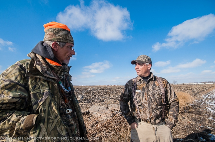 Terry Middlesteadt and Wade Amundson talk about what might have been.