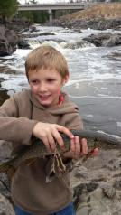 clementson northern pike rapids kid spring 2015