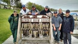 Lake Of The Woods Fishing Report–