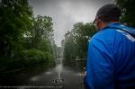 Fishing in the rain?