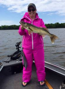 arnesens rocky point walleye summer 2015