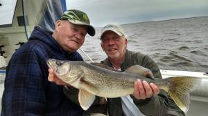 cyurs walleye charter summer 2015