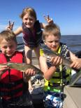 sauger kids summer 2015 limit