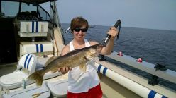 rachel walleye 26 charter summer 2015